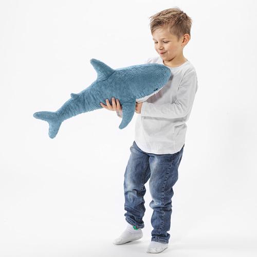 BLÅHAJ mīkstā rotaļlieta