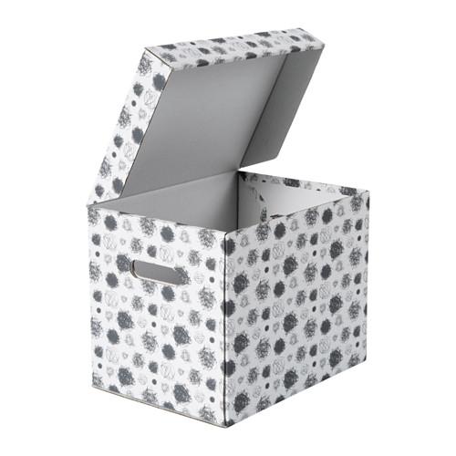 TITTAR dėžė su dangčiu