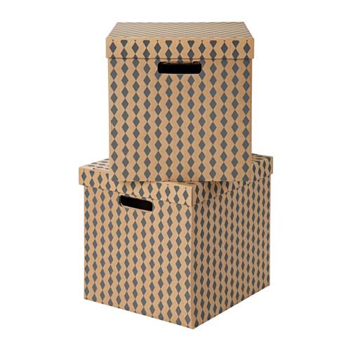 TRYCK dėžė su dangčiu
