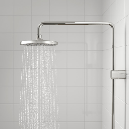 BROGRUND shower set with thermostatic mixer