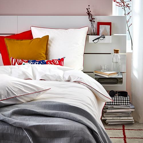 KUNGSBLOMMA antklodės užv. ir pagalvės užv.