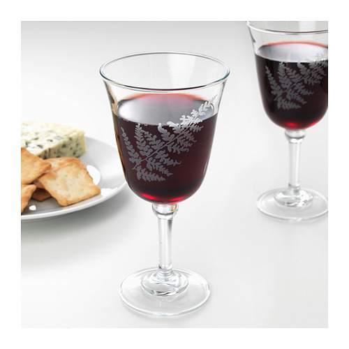 FRAMTRÄDA wine glass