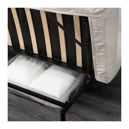 NYHAMN 3-местный диван-кровать