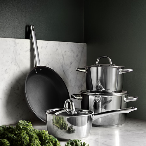 OUMBÄRLIG frying pan