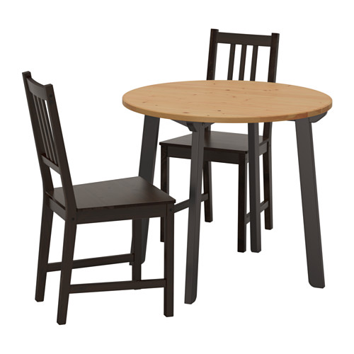 STEFAN/GAMLARED stalas ir 2 kėdės