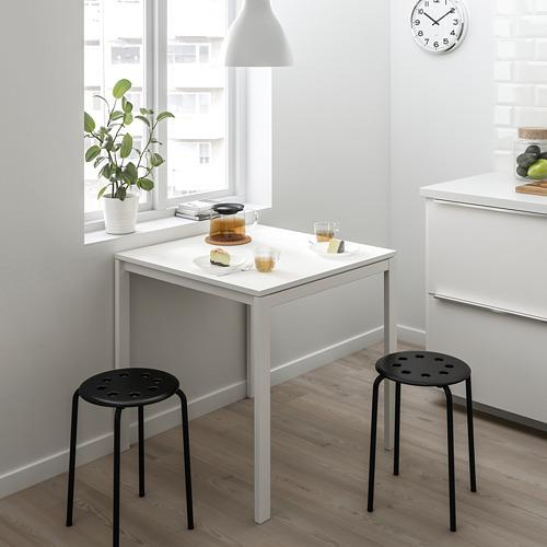 MARIUS/MELLTORP stalas ir 2 taburetės