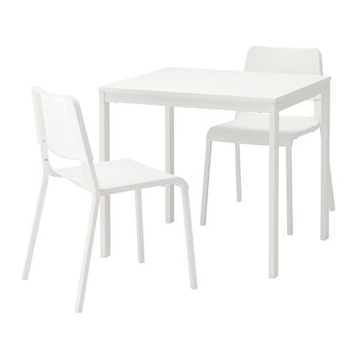 TEODORES/VANGSTA stalas ir 2 kėdės