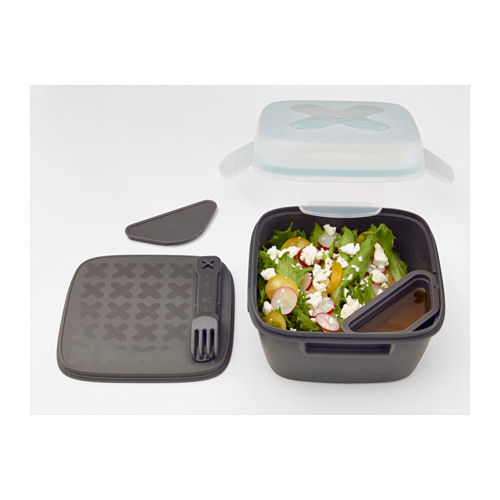 BLANDNING dėžutė salotoms