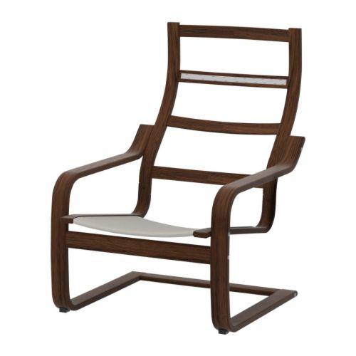 POÄNG fotelio rėmas