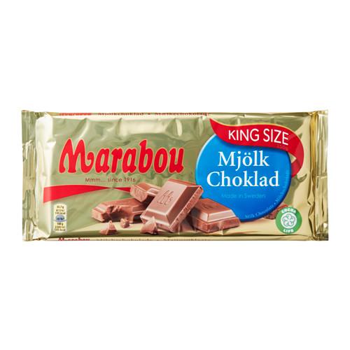 MARABOU piena šokolāde