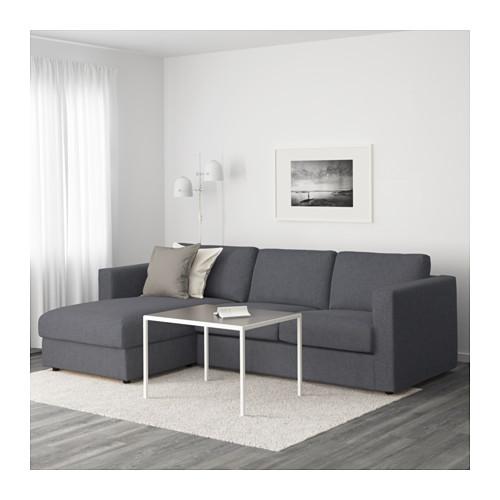 VIMLE trīsvietīgs dīvāns