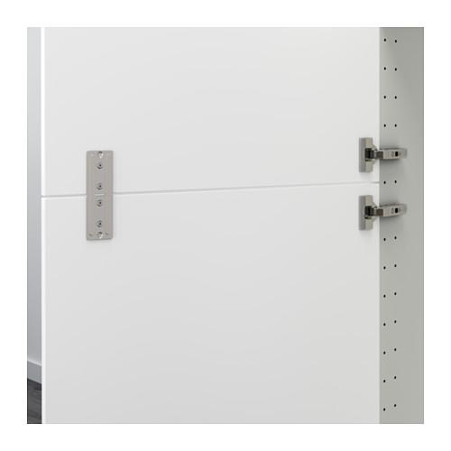 UTRUSTA durų jungiamoji detalė
