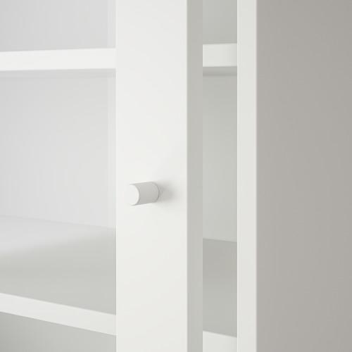 SYVDE spintelė su stiklinėmis durimis