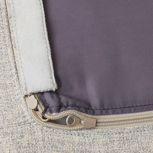 DELAKTIG spilvena pārvalks, atpūtas krēslam