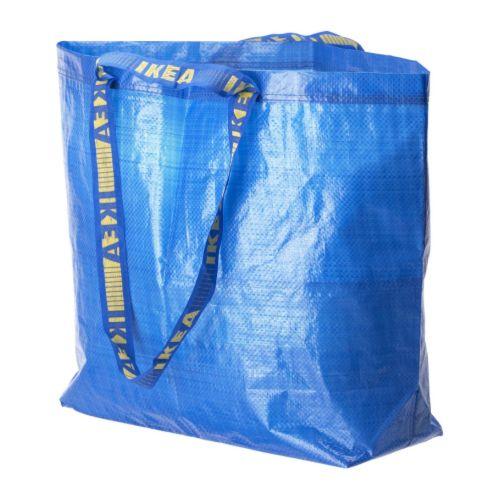 FRAKTA carrier bag, medium