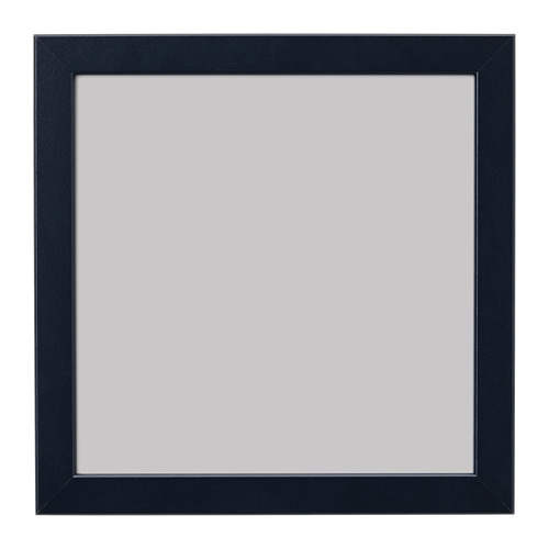 FISKBO rāmis, 21x21 cm,  tumši zilā krāsā