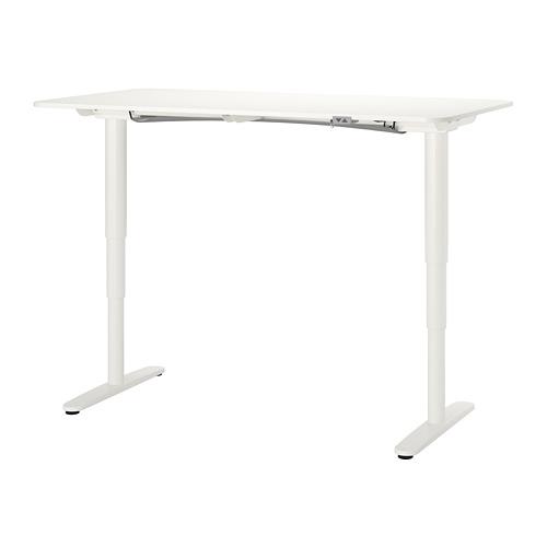 BEKANT keičiamo aukščio rašomasis stalas