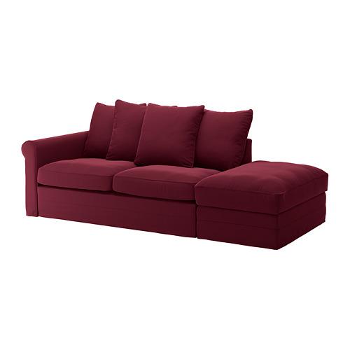 GRÖNLID trīsvietīgs dīvāns
