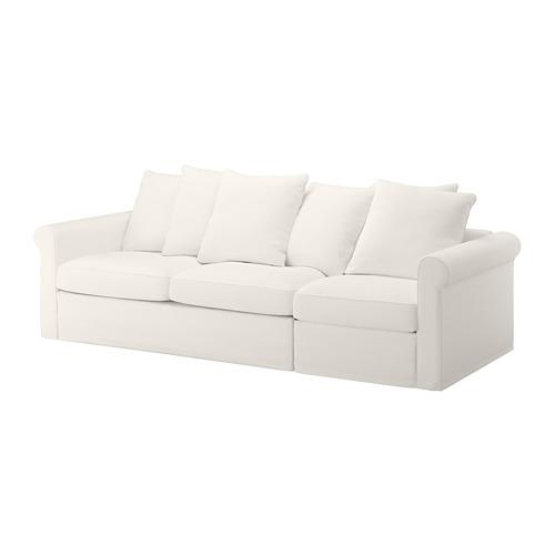 GRÖNLID trivietės sofos-lovos užvalkalas