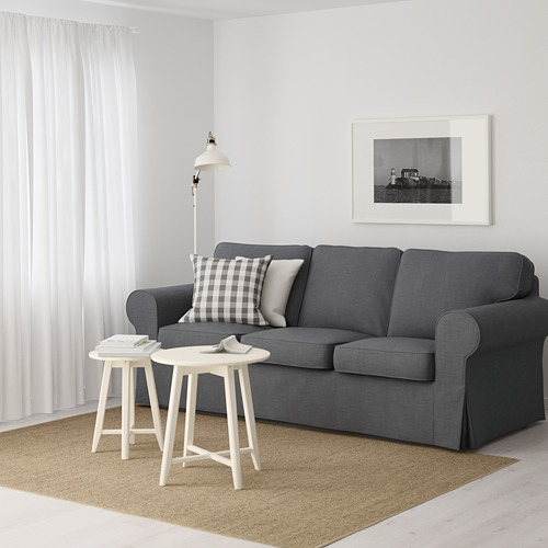 EKTORP three-seat sofa