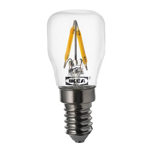 RYET LED spuldze E14, 80 lūmeni