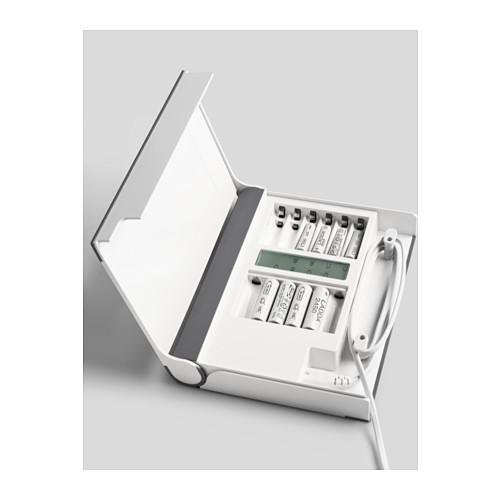 STORHÖGEN зарядное устройство с отделением