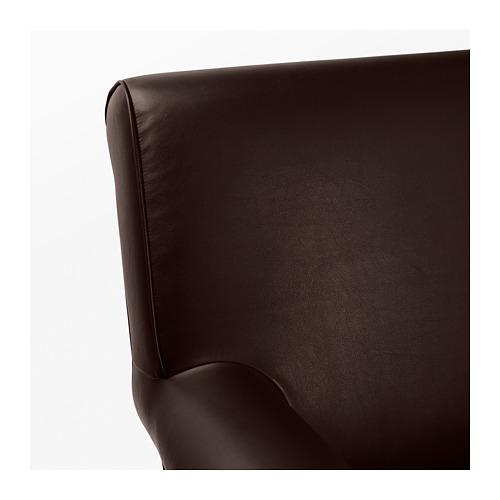 GRÖNLID atpūtas krēsls