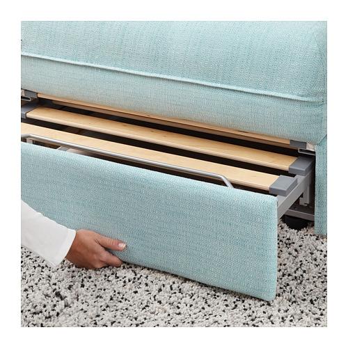 VALLENTUNA modulinė sofa-lova
