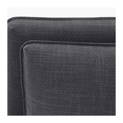 VALLENTUNA trivietė kampinė modulinė sofa