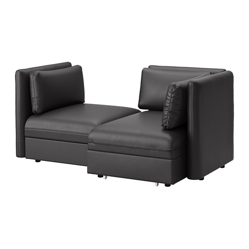 VALLENTUNA Divviet. mod. dīvāns ar guļv.