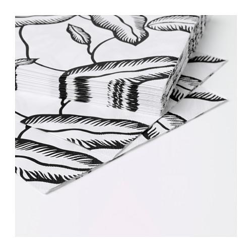 AVSIKTLIG popierinės servetėlės