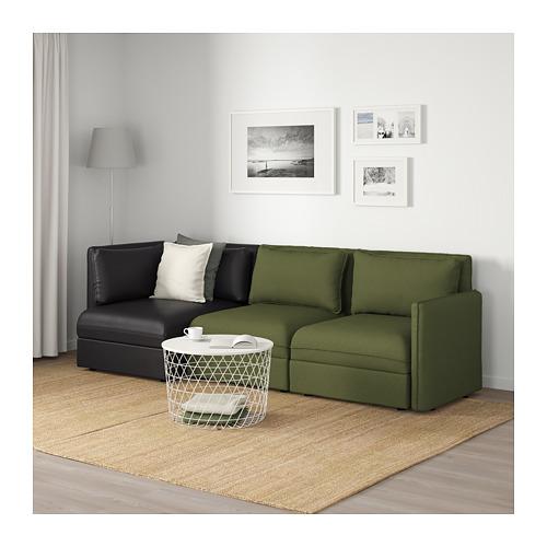 VALLENTUNA trivietė modulinė sofa