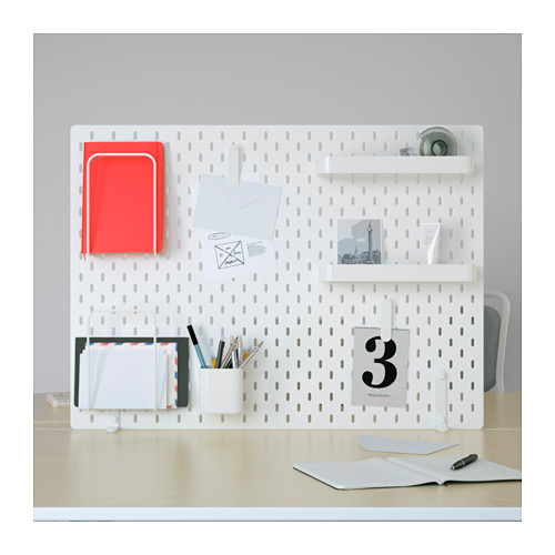 SKÅDIS pegboard combination