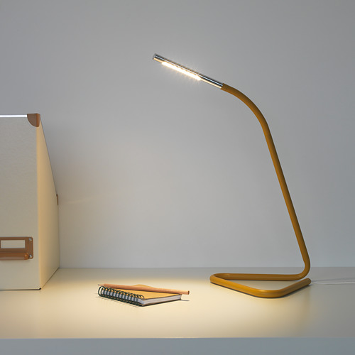HÅRTE рабочая лампа, светодиодная
