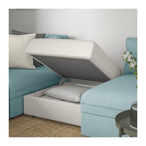 VALLENTUNA Četrviet. Mod. dīvāns ar 3 guļv.