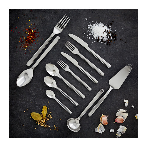 IKEA 365+ 24-piece cutlery set