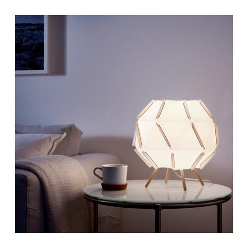 SJÖPENNA galda lampa