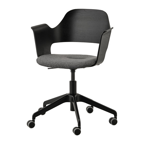 FJÄLLBERGET conference chair with castors