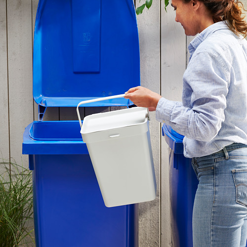 HÅLLBAR atkritumu šķirošanas tvertņu kompl.