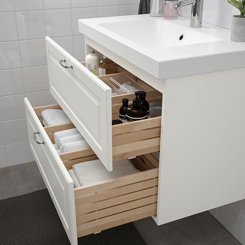 GODMORGON шкаф для раковины с 2 ящ