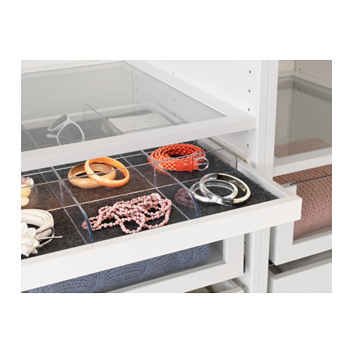 KOMPLEMENT pull-out tray with divider