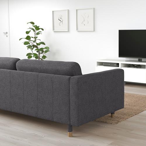 LANDSKRONA trivietė sofa