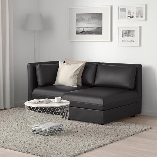 VALLENTUNA divvietīgs moduļu dīvāns