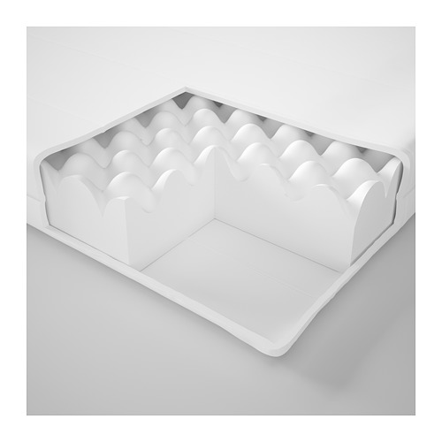 MOSHULT foam mattress