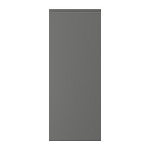 VOXTORP durvis,40 x 100 cm,  tumši pelēkā krāsā