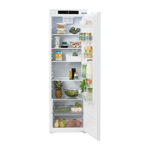 FROSTIG iebūvēts ledusskapis A++
