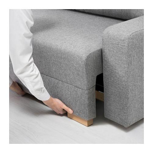 GRÄLVIKEN trivietė sofa-lova