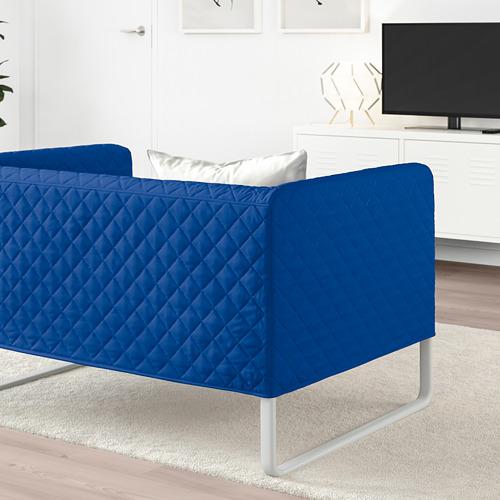 KNOPPARP divvietīgs dīvāns