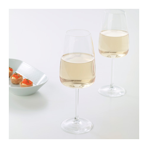DYRGRIP baltojo vyno taurė