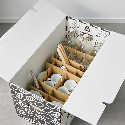 OMBYTE iepakojuma kastes atdal.